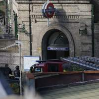 Londra, esplosione in metropolitana