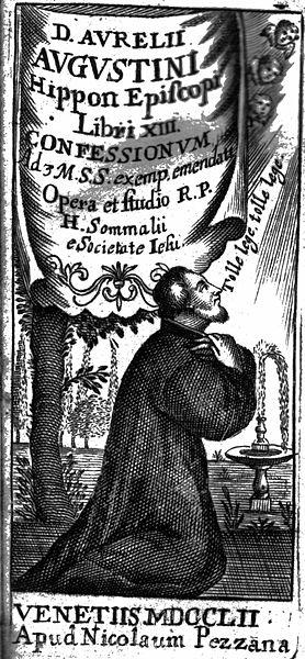"""Modernità nel """"diario autobiografico"""" di Agostino"""